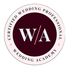 certified wedding professional