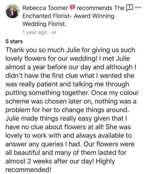 The Enchanted Florist