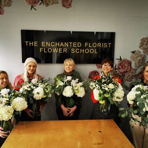 The Enchanted Florist Flower School